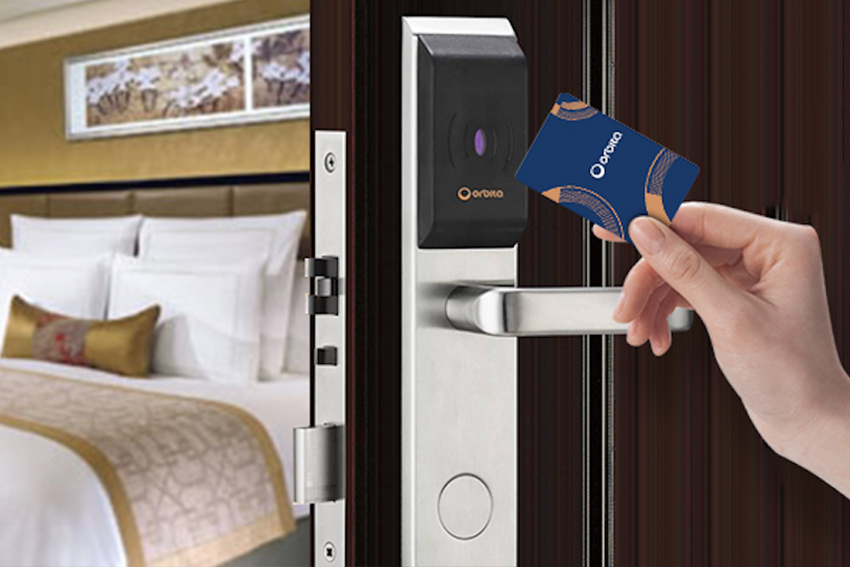 Orbita_Hotel Door Lock photo_Eyetech Security Systems