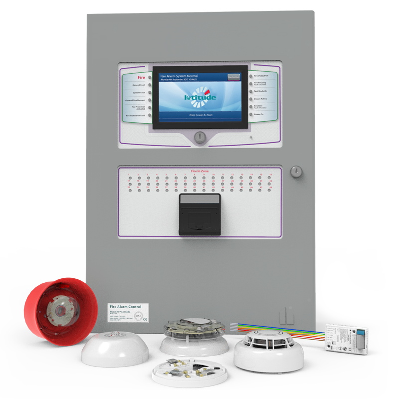L@titude_Fire Alarm Control System_Eyetech Security Systems